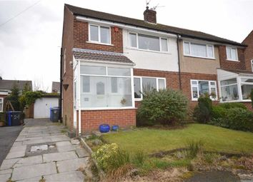 Thumbnail 3 bed semi-detached house for sale in Colinwood Close, Sunnybank, Bury
