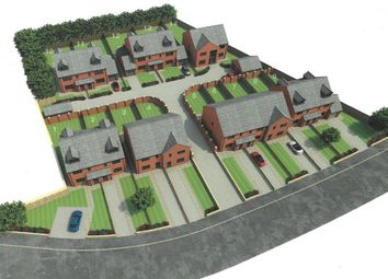 Thumbnail 3 bed end terrace house for sale in Plot 5, Vale Road, Thrybergh, Rotherham, South Yorkshire