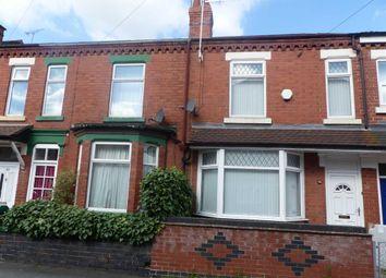 Thumbnail 1 bedroom property to rent in Brooklyn Street, Crewe