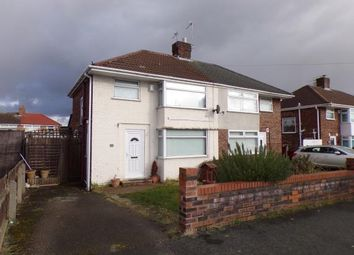 Thumbnail 3 bed semi-detached house for sale in Woodland Road, Halewood, Liverpool