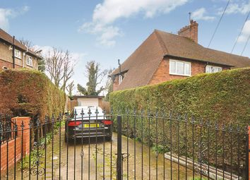 Thumbnail 2 bed maisonette for sale in Churchbury Road, London