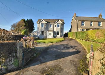 Thumbnail 3 bedroom detached house for sale in Stockley, Okehampton
