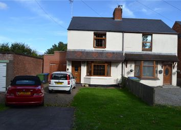 Thumbnail 2 bed semi-detached house for sale in Bulkington Road, Shilton, Coventry, Warwickshire