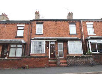 Thumbnail 2 bed terraced house for sale in John Street, Biddulph, Stoke-On-Trent