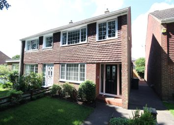 Thumbnail 3 bed semi-detached house for sale in Cherry Tree Avenue, Cowplain, Waterlooville