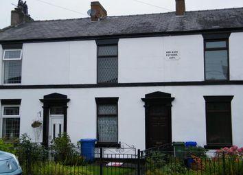 Thumbnail 2 bed terraced house for sale in Blackburn Road, Higher Wheelton