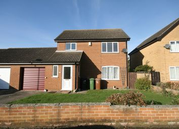 Thumbnail 3 bed detached house to rent in Tulip Close, Attleborough