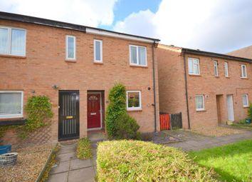 Thumbnail 2 bedroom end terrace house for sale in Arlott Crescent, Oldbrook, Milton Keynes, Buckinghamshire
