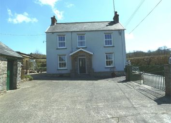 Thumbnail 4 bed detached house for sale in Gelliwern, Ty Mawr, Llanybydder, Carmarthenshire