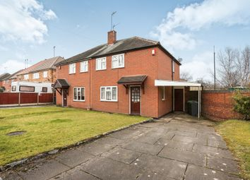 Thumbnail 2 bed semi-detached house for sale in Radnor Green, West Bromwich