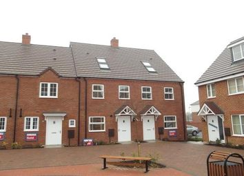 Thumbnail 3 bed property to rent in Freesia Close, Evesham