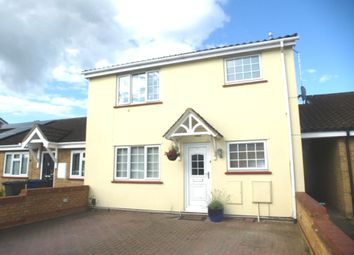 Thumbnail 3 bedroom link-detached house for sale in Bramley Avenue, Melbourn, Royston