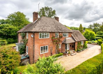 Thumbnail 5 bed detached house for sale in Chillandham Lane, Itchen Abbas, Winchester, Hampshire