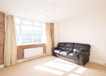 Thumbnail 1 bed flat to rent in Furrow Lane, London