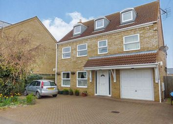 Thumbnail 5 bedroom detached house for sale in Nene Parade, March