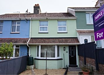 Thumbnail 2 bed terraced house for sale in Townstal Crescent, Dartmouth