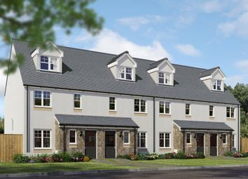 "Thumbnail 4 bed town house for sale in ""The Bothwell"" at South Gyle Wynd, Edinburgh"