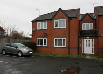 Thumbnail 1 bed flat for sale in St Michaels Mews, Tividale, Oldbury