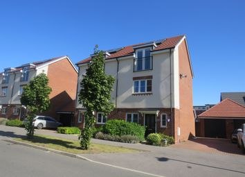 3 bed town house for sale in Bateson Drive, Leavesden, Watford WD25