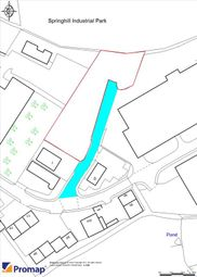 Thumbnail Land for sale in Colliers Way, Arley Industrial Estate, Spring Hill, Old Arley