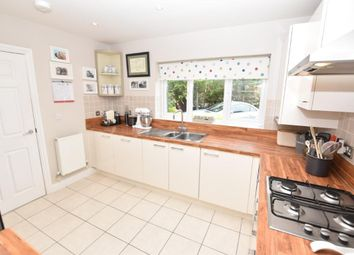 Thumbnail 4 bedroom link-detached house for sale in West End Road, Mortimer Common, Reading