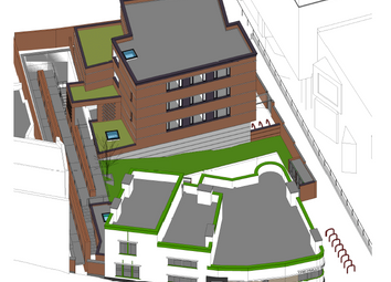 Thumbnail 1 bed flat for sale in New Homes Development, Hinckley