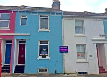 Thumbnail 4 bed terraced house for sale in Hendon Street, Brighton
