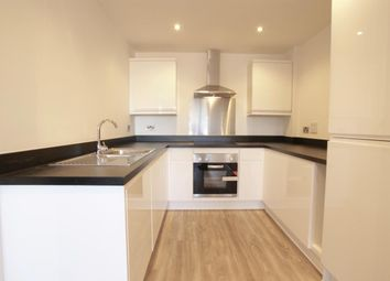 Thumbnail 2 bed flat to rent in Sienna House, Brownfields, Welwyn Garden City