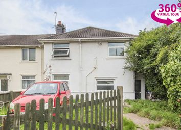 Thumbnail 3 bedroom end terrace house for sale in Myrtle Grove, Newport