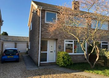 Thumbnail 3 bedroom semi-detached house to rent in Woodhill Rise, Calne