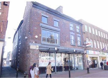 Thumbnail Restaurant/cafe to let in 53 Ironmarket, Newcastle-Under-Lyme, Staffordshire