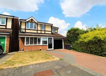 Thumbnail 4 bed detached house for sale in Ripon Close, Kempston