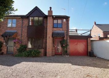 Thumbnail 2 bed semi-detached house to rent in Robey Street, Lincoln