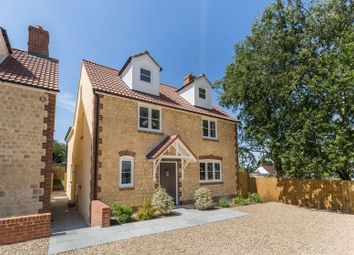 Thumbnail 4 bed detached house for sale in Lane End, Corsley, Warminster