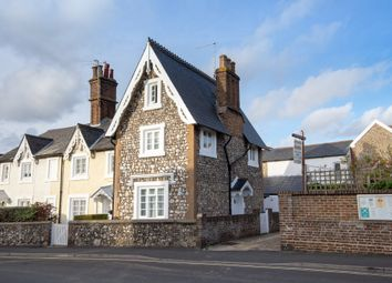 Thumbnail 4 bed cottage for sale in Church Street, Littlehampton