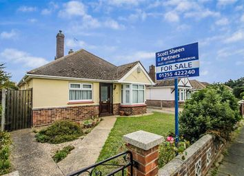 Thumbnail 2 bed detached bungalow for sale in Highview Avenue, Clacton-On-Sea