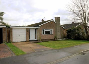 Thumbnail 3 bed bungalow for sale in Oakfield, Saxilby, Lincoln