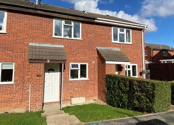 Thumbnail 2 bed terraced house for sale in Kestrel Road, Melton Mowbray