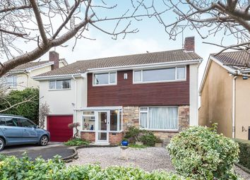 Thumbnail 3 bed detached house for sale in Rippleside Road, Clevedon