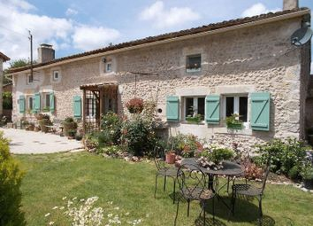 Thumbnail 4 bed cottage for sale in Charroux, France