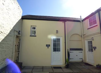 Thumbnail 1 bed terraced house for sale in Tudor Cottage, Westgate House, The Parade, Pembroke