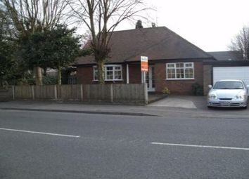 Thumbnail 2 bed detached bungalow to rent in Station Road, Sutton-In-Ashfield