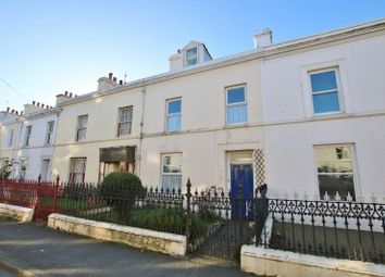 Thumbnail 5 bed terraced house for sale in Waterloo Road, Ramsey, Isle Of Man