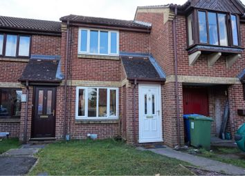 Thumbnail 2 bed terraced house for sale in Cabin Moss, Bracknell