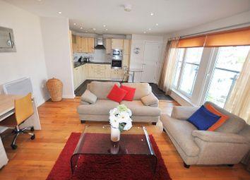 Thumbnail 2 bed flat to rent in Princess Way, Swansea