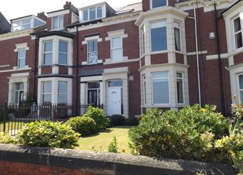 Thumbnail 1 bed flat to rent in Windsor Crescent, Whitley Bay