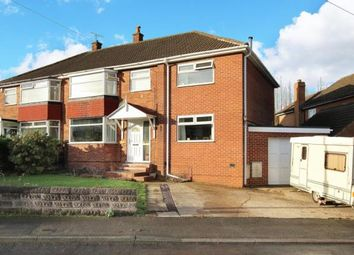 Thumbnail 4 bed semi-detached house for sale in Brookside, Rotherham, South Yorkshire