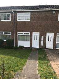 Thumbnail 2 bedroom terraced house to rent in Burnham Avenue, West Denton