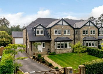 Thumbnail 3 bed detached house for sale in Fieldview House, St. Johns Avenue, Thorner, West Yorkshire