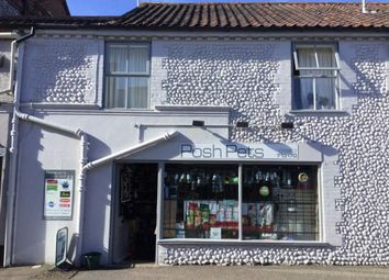 Thumbnail Retail premises for sale in New Street, Holt